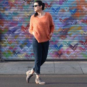 Cozy Pumpkin Spice Sweater